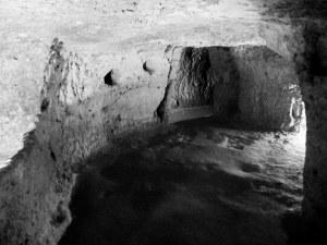 le château de Brézé : les dépendances souterraines